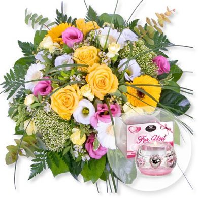 Florence und Dreamlight For You | Blumen Online bestellen